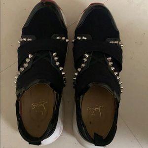 Christian Loubutin shoes